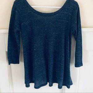 3/4 Length Sleeve Top